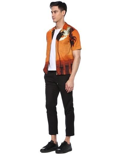 Paul Smith Gömlek Oranj